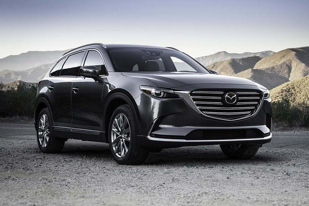 2019 Mazda CX-9 Touring - Leasing Direct