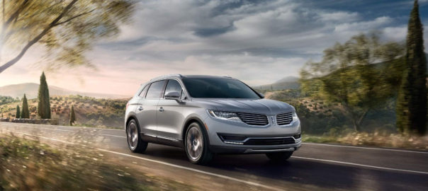 Lincoln mkx lease deals 2018